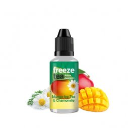 Concentrate Mangue Chamomille 30ml - Freeze Tea