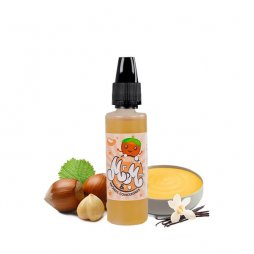 Concentrate Noisette Custard 30ml - Mr & Mme