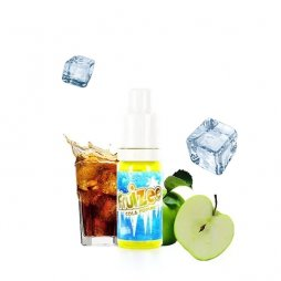 Booster Pomme cola 18mg - Fruizee by Eliquid France 10ml