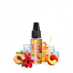 Concentrate Pêche Hibiscus 10ml - Sun Tea by Full Moon