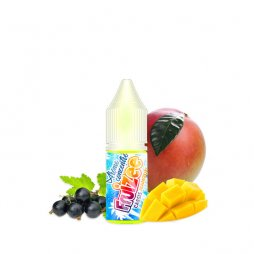 Concentrate Cassis Mangue 10ml - Fruizee by Eliquid France