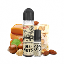 Old Nuts 0mg 50ml + Booster 10ml - Moon Shinners