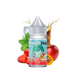 Concentrate Strawberry Tagada Tamarillo Frosted Mint & Iced Tea 30ml - Freeze Tea