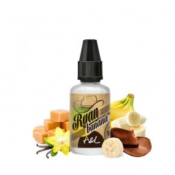 Concentrate Ryan Banana 30ml - A&L